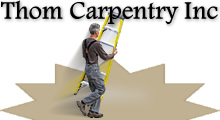 Header: Thom Carpentry, Inc.